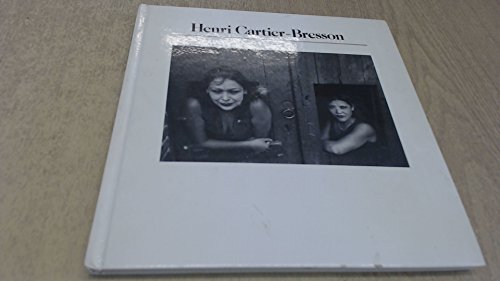 9780893810009: Henri Cartier Bresson (Aperture History of Photography; Book 1)