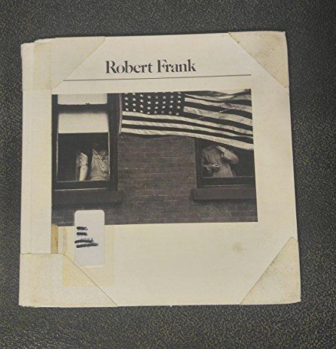 9780893810023: Robert Frank.