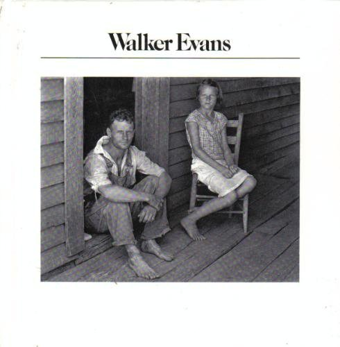 9780893810429: Walker Evans (Masters of Photography)