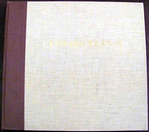 Edward Weston His Life