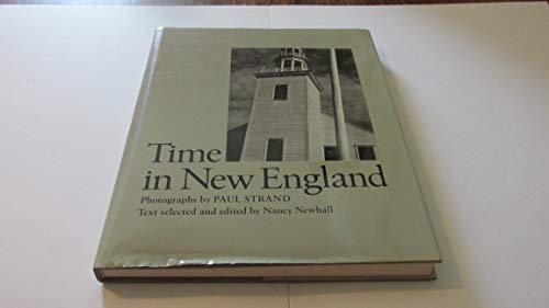 Time in New England. Photographs by Paul: STRAND, Paul: