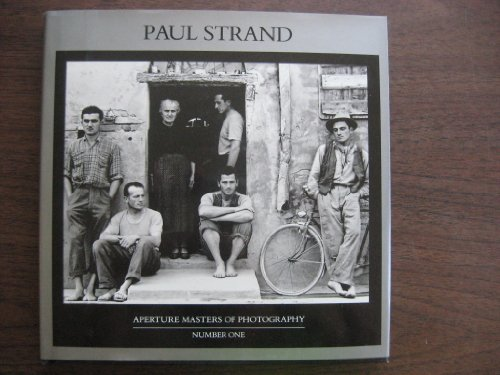 9780893810771: Paul Strand: 001 (Masters of Photography)