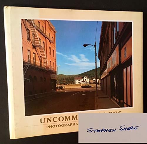 9780893811013: Uncommon Places: Photographs (New Images Book)