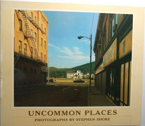 9780893811402: Uncommon Places
