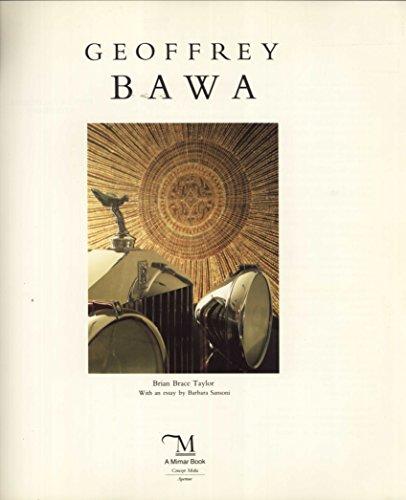 9780893812355: Geoffrey Bawa