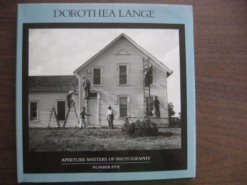 9780893812829: Dorothea Lange (Masters of Photography Series)