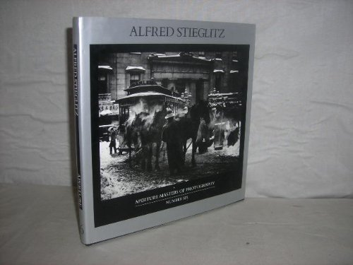 9780893813086: Alfred Stieglitz (Aperture Masters of Photography, Number Six) (Master of Photography)