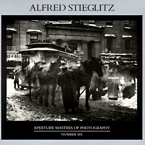 9780893813093: Alfred Stieglitz (Aperture Masters of Photography)