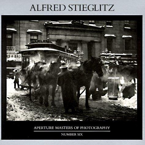 9780893813093: Alfred Stieglitz (Aperture Masters of Photography)