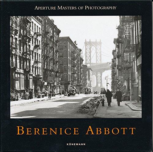 9780893813277: Berenice Abbott (Aperture Masters of Photography)