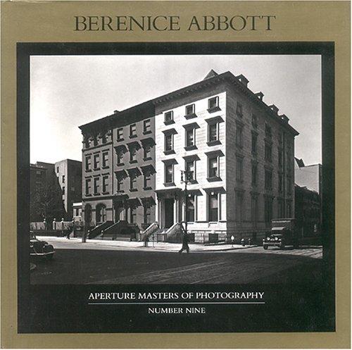 9780893813284: Berenice Abbott (Masters of Photography, 9)