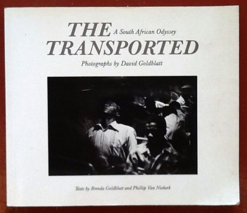 9780893813666: The Transported: A South African Odyssey