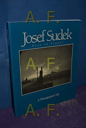 Josef Sudek, Poet of Prague: A Photographer's: Sudek, Josef