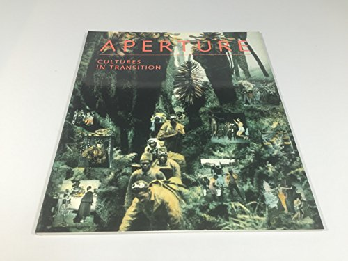 9780893814465: Cultures in Transition: Aperture 119