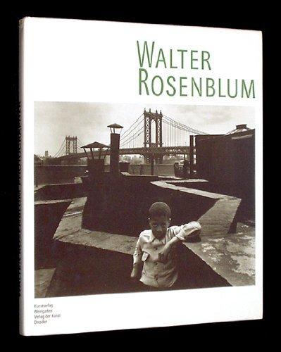 9780893814724: Walter Rosenblum