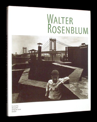 9780893814724: Walter Rosenblum (English and German Edition)