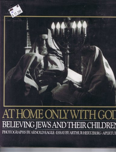 9780893814991: At Home Only with God: Believing Jews and Their Children on the Lower East Side in the 1930s