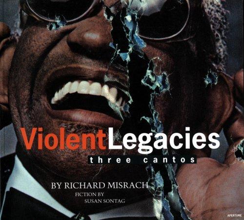 9780893815196: Richard Misrach: Violent Legacies (Three Cantos)