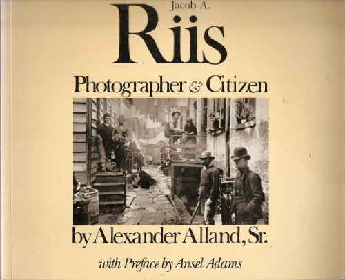9780893815271: Jacob A. Riis: Photographer & Citizen