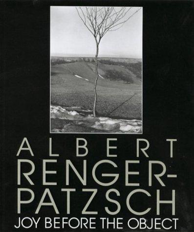9780893815592: Albert Renger-Patzsch: Joy Before the Object