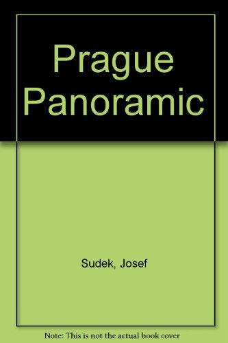 Prague Panoramic (0893815624) by Sudek, Josef