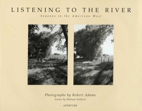 9780893815653: Listening to the River: Seasons in the American West