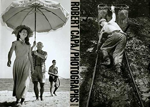Robert Capa: Photographs (Aperture Monograph): Whelan, Richard; Capa, Robert [Photographer]; ...