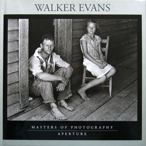 9780893817411: Walker Evans (Masters of Photography)