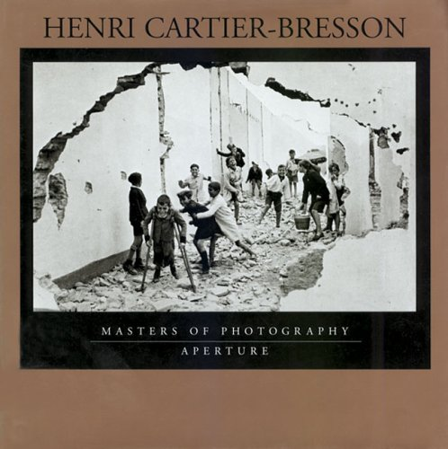 9780893817442: Henri Cartier-Bresson: Masters of Photography Series