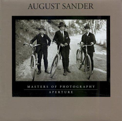 August Sander (Aperture Masters of Photography): August Sander