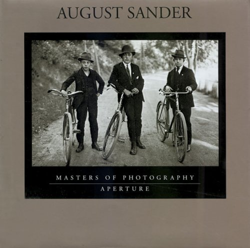 9780893817480: August Sander: Trade Hardcover (Aperture Masters of Photography)