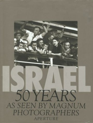 9780893817749: Israel, 50 Years : As Seen by Magnum Photographers