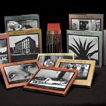 9780893818371: Boxed-Masters of Photograhy 6v (Aperture Masters of Photography)