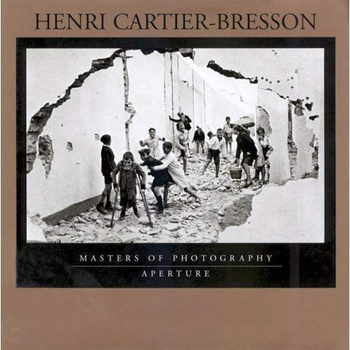 9780893819095: Henri Cartier-Bresson (Aperture Masters of Photography)