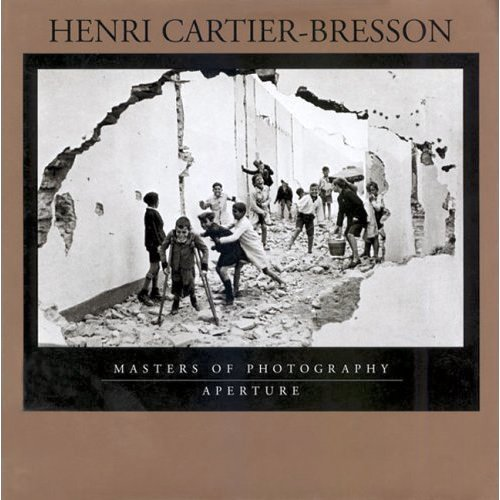 Henri Cartier-Bresson (Aperture Masters of Photography) 9780893819095 The photography of Henri Cartier-Bresson has resulted in a body of work unique in the history of this craft, not alone in kind but in quality. Apart from the fac that he is responsible for more individual memorable images than any other photographer in his epoch, his attitude toward is art...is based on a philosophy at once traditional, logical, and exemplary.