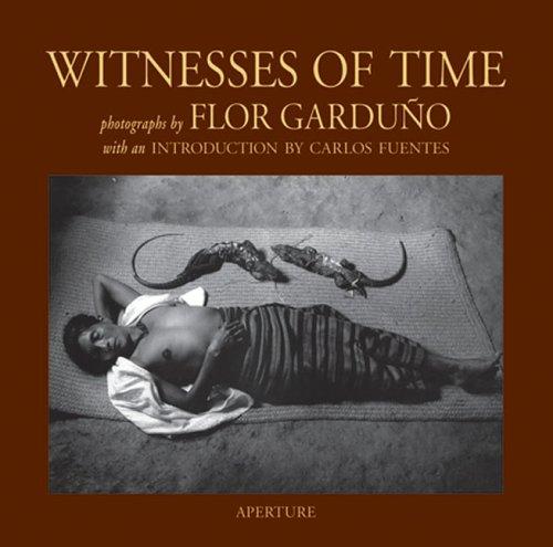 9780893819194: Flor Garduño: Witnesses Of Time