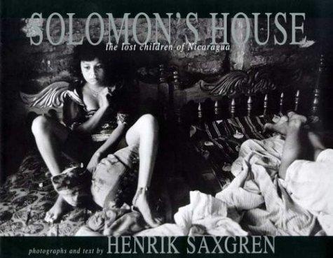 9780893819200: Solomon's House: The Lost Children of Nicaragua