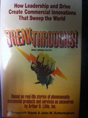9780893842505: Breakthroughs!
