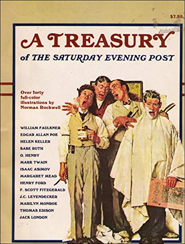 A Treasury of the Saturday evening post: Editors Of The
