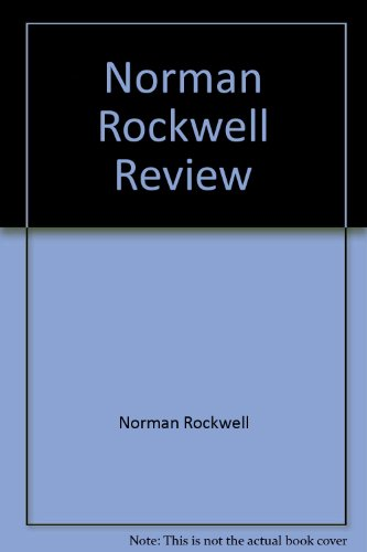 9780893870331: The Saturday Evening Post Norman Rockwell Review