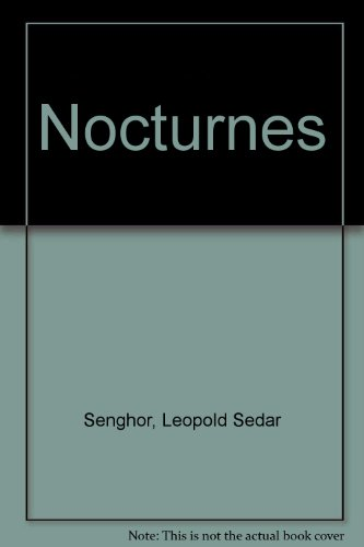 Stock image for Nocturnes. for sale by Bear Bookshop, John Greenberg