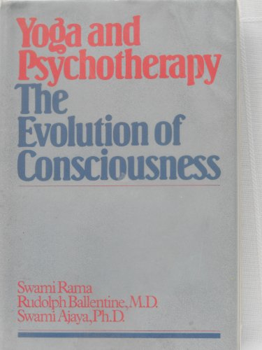 9780893890001: Yoga and Psychotherapy: The Evolution of Consciousness