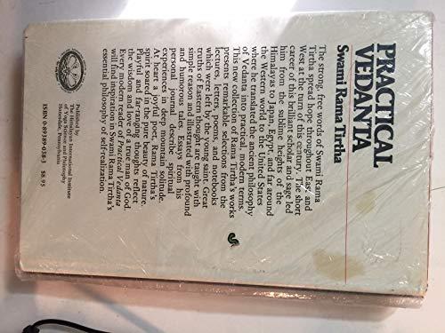 9780893890384: Practical Vedanta Selected Works of Swami Rama Tirtha