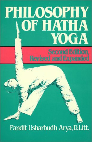 9780893890889: Philosophy of Hatha Yoga