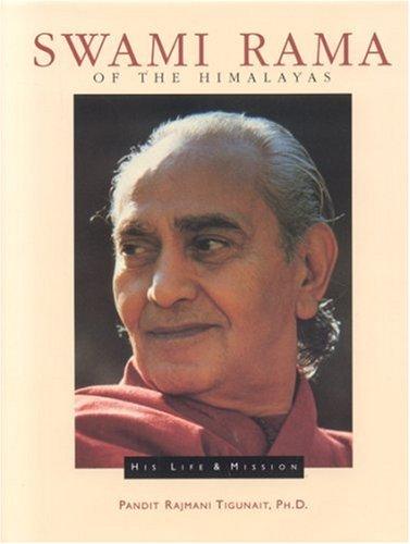 9780893891497: Swami Rama of the Himalayas