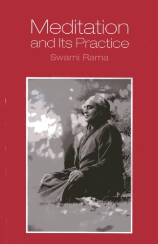 9780893891534: Meditation and Its Practice