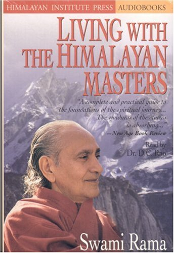 9780893891688: Living with the Himalayan Masters, 5 cassettes