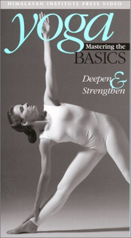9780893891848: Yoga Mastering the Basics: Deepen and Strengthen