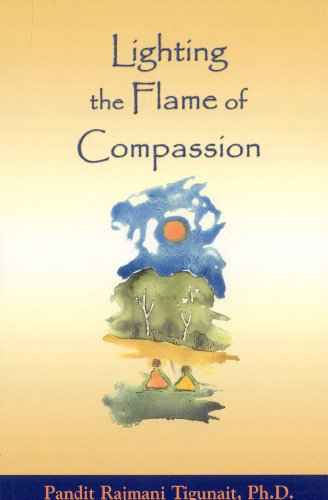 Lighting the Flame of Compassion: Pandit Rajmani Tigunait