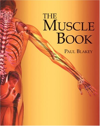 9780893892630: The Muscle Book